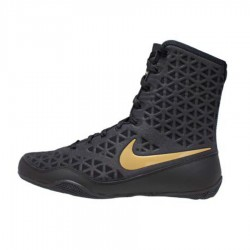HyperKO Black / Gold Nike Boxing
