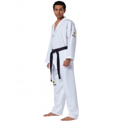 Dobok Fightlite col blanc