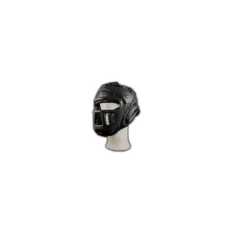 Casque grille amovible